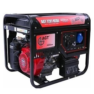 Бензинови монофазни генератори