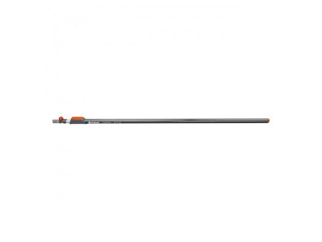 """GARDENA 03720-20 Телескопична алуминиева дръжка за """"Combisystem"""" на """"GARDENA"""", дължина: 160-290 cm"""