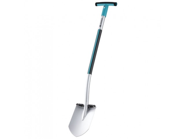 "GARDENA 03773-20 Заострена лопата Terraline на ""GARDENA"", T-образна дръжка"