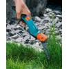 """GARDENA 08731-20 Ръчна ножица за трева """"Classic"""" на """"GARDENA"""", с въртящи се остриета"""
