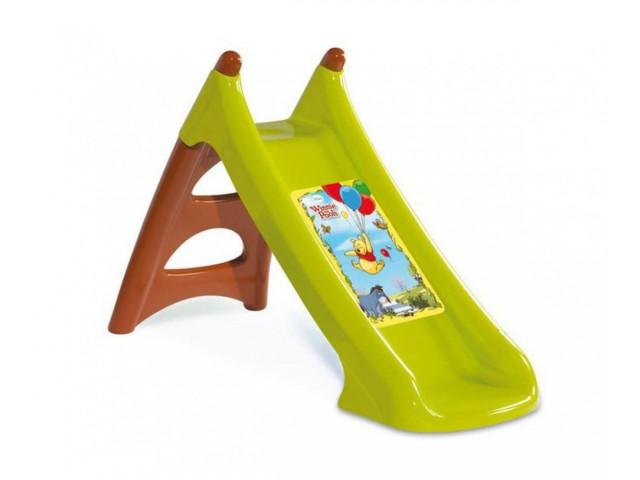 Смоби - пързалка XS Мечо Пух, (модел: 043088) SMOBY