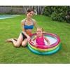 INTEX 757104 - Детски надуваем басейн с три ринга с размери 86х25 cm
