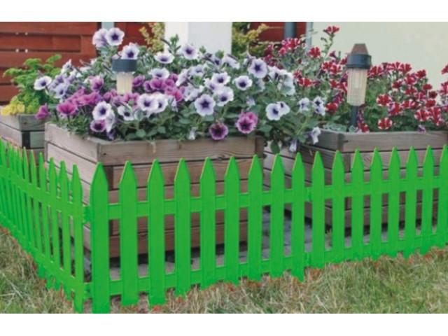 920351 Декоративна градинска ограда, H=0.36 x L=2.50
