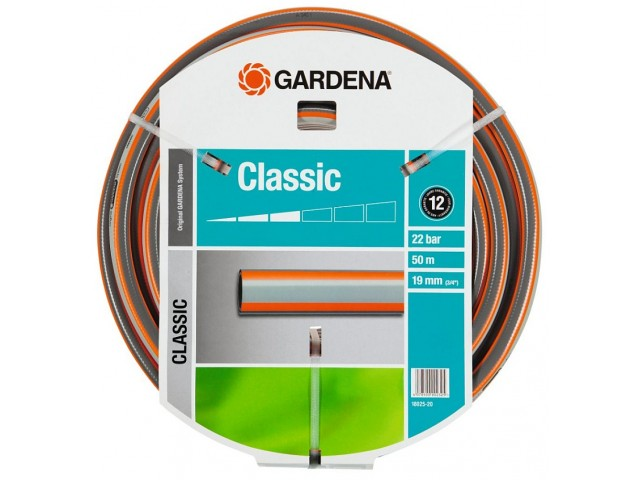 "GARDENA 18025-20 Градински маркуч ""Classic"", 3/4"" x 50 m на GARDENA"
