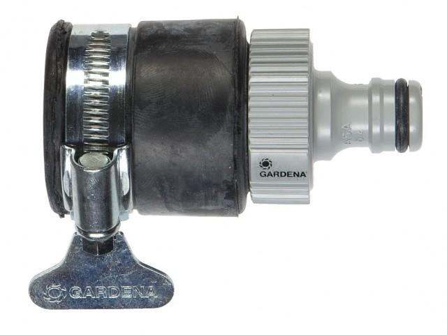 GARDENA 02907-20 Приставка за свързване към кран без резба 15-20 mm на GARDENA
