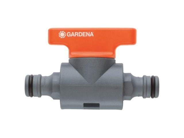 GARDENA 02976-29 Връзка с клапан за регулиране на дебита на GARDENA