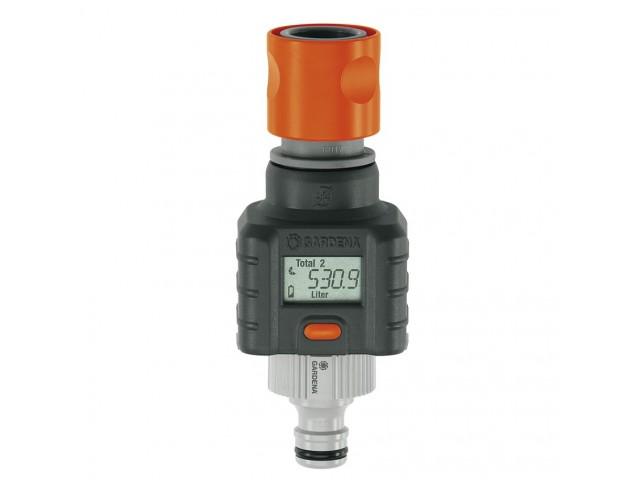 GARDENA 08188-29 Индикатор за разхода на вода на GARDENA