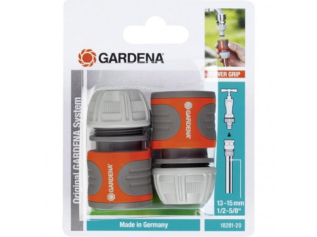 GARDENA 18281-20 Комплект конектори за маркуч на GARDENA