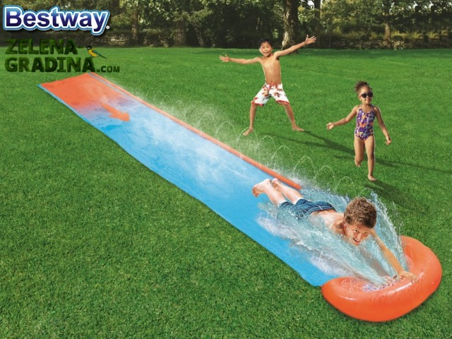 BESTWAY 52260 - Водна Пързалка H2O GO, Дължина: 5.49 m