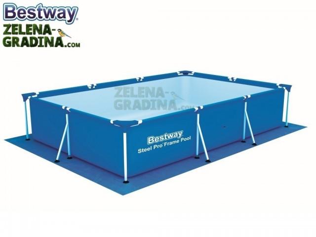 BESTWAY 58101 - Подложка за басейн или джакузи с размери 3.30 x 2.31 m