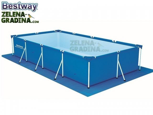 BESTWAY 58102 - Подложка за басейн или джакузи с размери 4.45 x 4.45 m