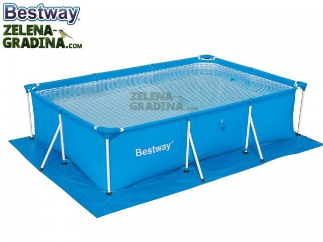 BESTWAY 58243 - Соларно покривало за басейн с размери 3.00 x 2.01 m