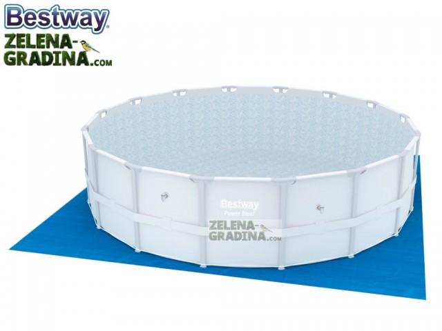 BESTWAY 58251 - Подложка за басейн или джакузи с размери 5.20 x 5.20 m
