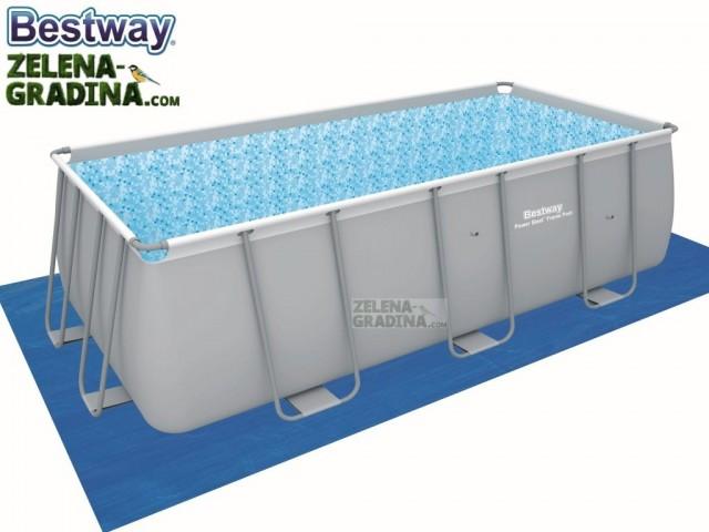 BESTWAY 58264 - Подложка за басейн или джакузи с размери 5.0 x 3.0 m