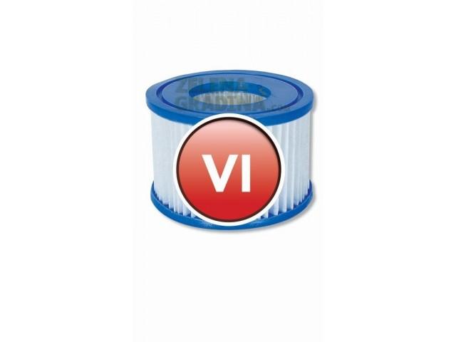 BESTWAY 58323 - Филтър за филтрираща помпа тип VI за джакузи