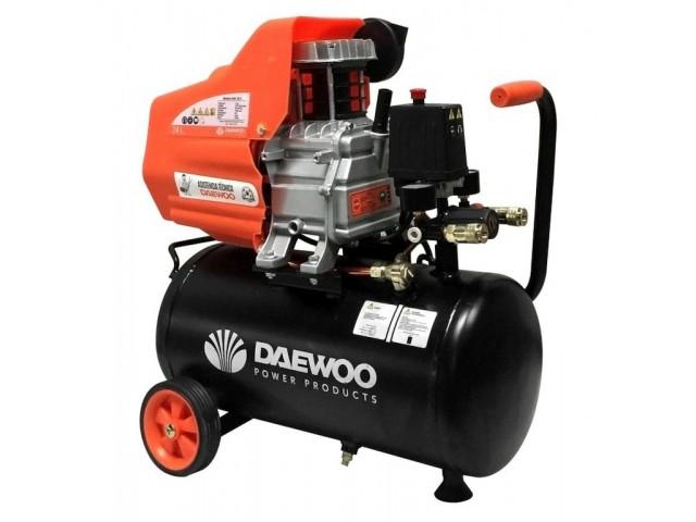 DAEWOO DAC24D - КОМПРЕСОР БУТАЛЕН 2HP/1.5 kW/ 24 l