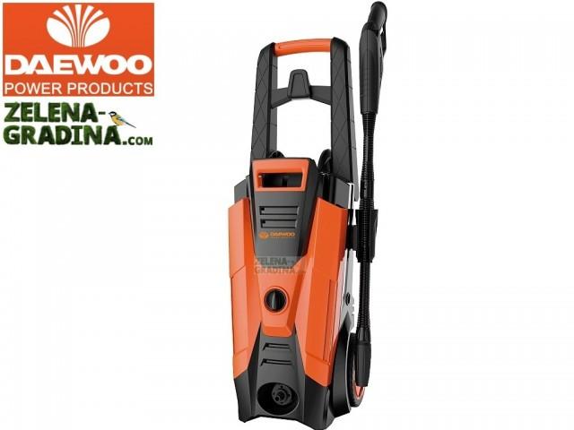 DAEWOO DAX125-2500 - Водоструйка 2000 W, Налягане: 150 bar, Дебит: 7.5 l/min