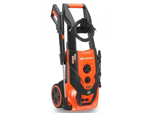 DAEWOO DAX150-2200 - ВОДОСТРУЙКА 2200W, 170 bar max