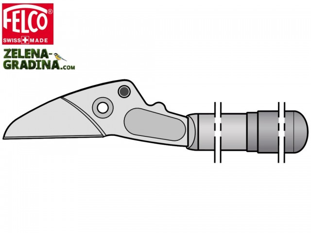 FELCO 230/1 - Дръжка с режещо острие за FELCO 230
