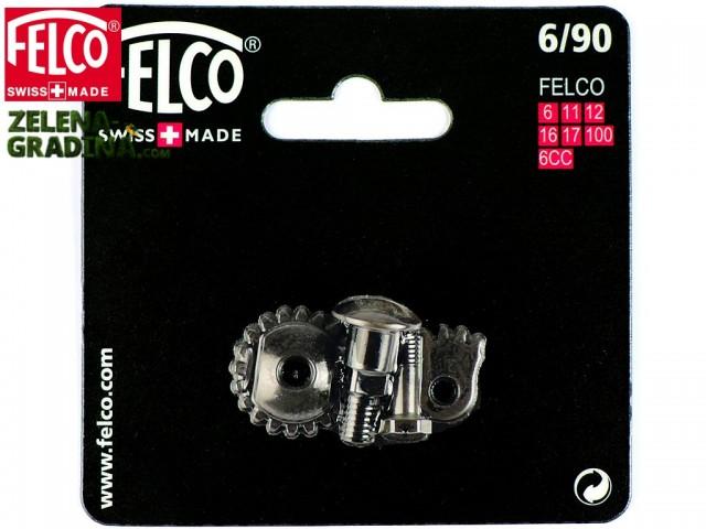 FELCO 6/90 - Комплект централен болт и микрометрична система за FELCO 6•11•12