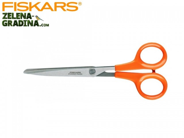 FISKARS 1000816 - Ножица за хартия, Дължина: 17 cm