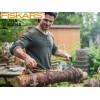 """FISKARS 1003624 - Единична кука за носене на дървени трупи """"WoodXpert"""", Дължина: 303 mm"""