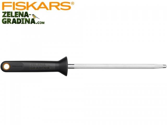 """FISKARS 1014226 - Масат за заточване на ножове """"Functional Form"""", Дължина: 76 cm, Тегло: 183 гр"""