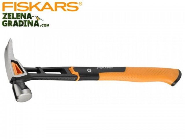 FISKARS 1020215 - Универсален чук FISKARS, размер: XL, Дължина: 39 cm, Тегло: 950 гр.