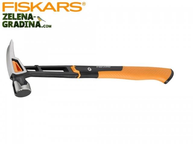 FISKARS 1020216 - Универсален чук FISKARS, размер XXL, Дължина: 41 cm, Тегло: 1.02 кг