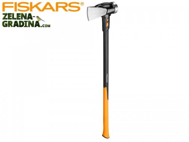 FISKARS 1020220 - Строителен чук с дълга дръжка FISKARS, размер: XXL, Дължина: 92 cm, Тегло: 5220 гр.
