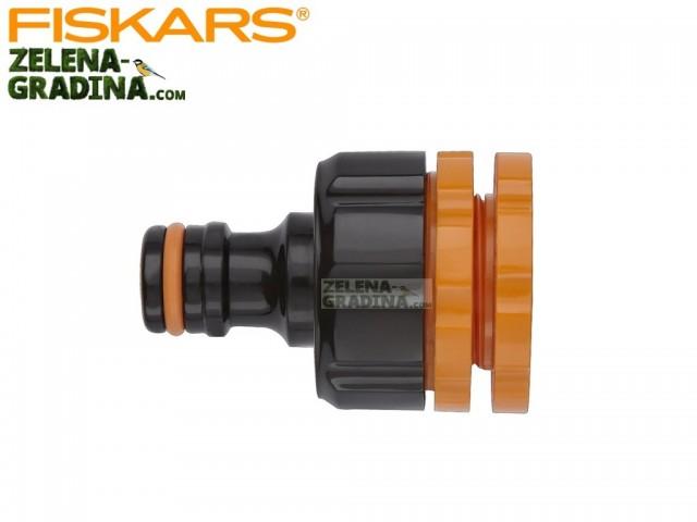 """FISKARS 1020438 - Многофункционален накрайник с вътрешна резба за кран 1/2"""", 3/4"""" или 1"""""""
