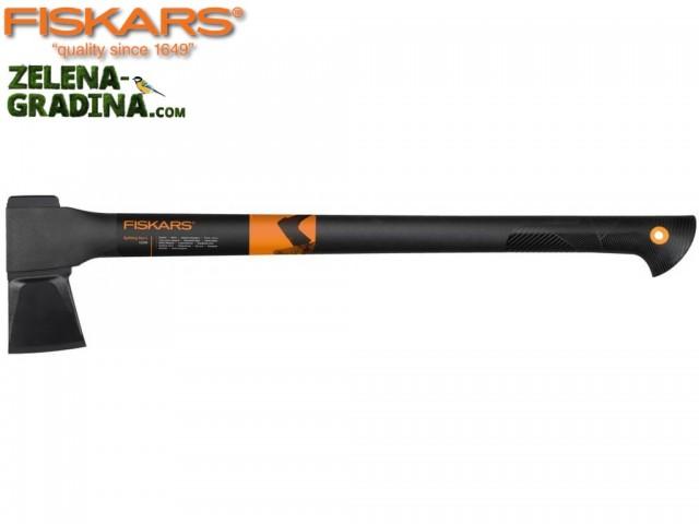 "FISKARS 1023516 - Брадва за цепене ""Builders axe"", Размер: L, Дължина: 70 cm, Тегло: 1.66 кг"