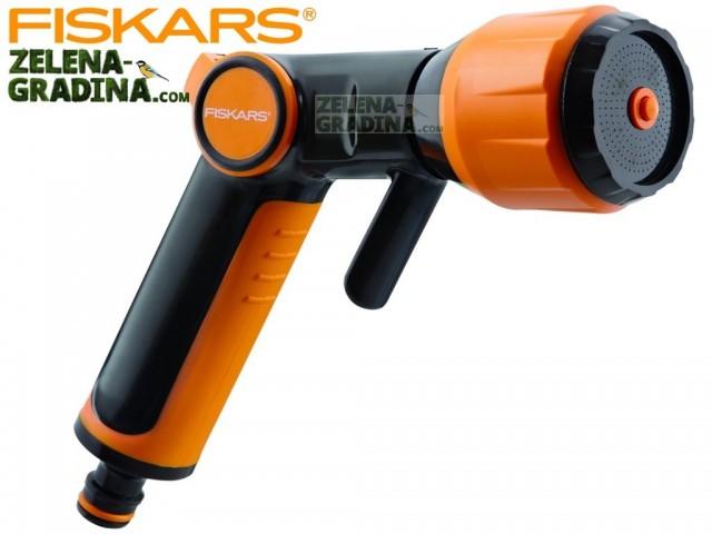 "FISKARS 1023665 - Пистолет за поливане ""MULTI"" + плавно регулиране на струята"