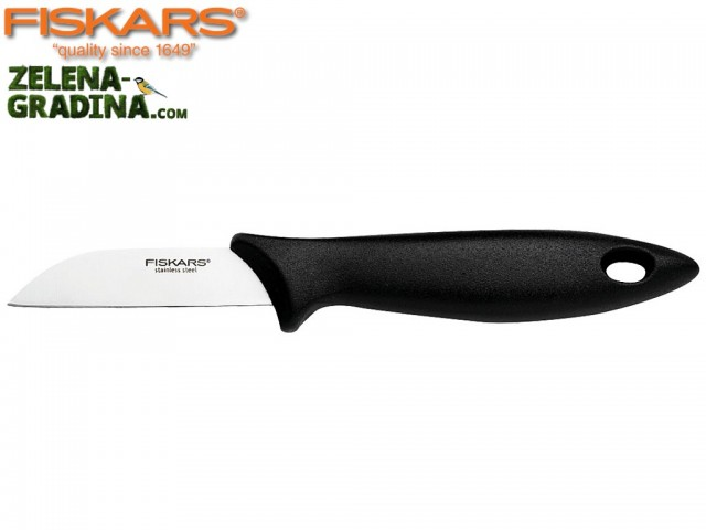 """FISKARS 1023780 - Нож за белене """"Essential"""", Дължина на острието: 7 cm"""
