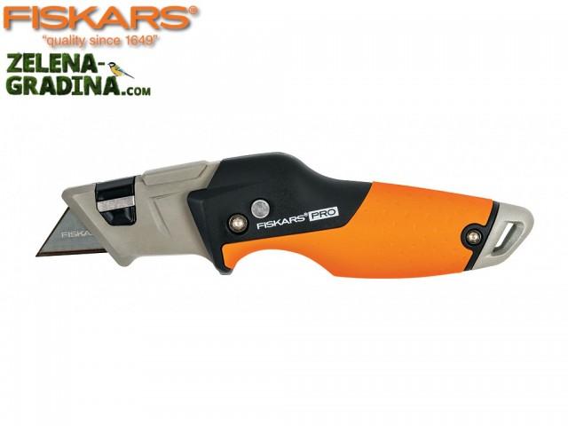 """FISKARS 1027224 - Сгъваем макетен нож """"CarbonMax"""""""
