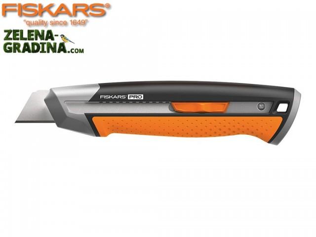 """FISKARS 1027228 - Универсален макетен нож """"CarbonMax"""" 25 mm"""