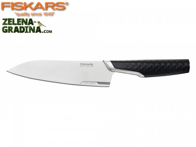 """FISKARS 1027296 - Готварски нож """"TITANIUM"""", Дължина на острието: 16 cm"""