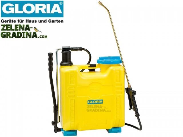 """GLORIA 000066 - Гръбна пръскачка """"GLORIA Classic1800"""", Обем 18 L, Тегло 3.88 кг"""