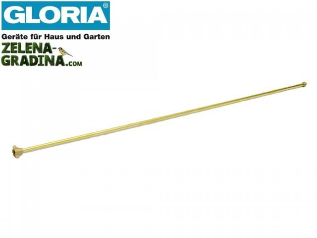 """GLORIA 000110.0000 - Месингов удължител за пръскачки на """"GLORIA"""", Дължина: 1.0 m"""