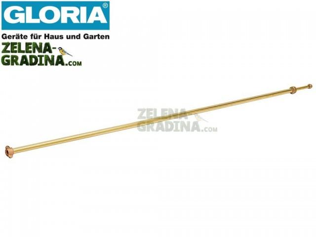 """GLORIA 000132.0000 - Месингов удължител за пръскачки на """"GLORIA"""", Дължина: 1.0 - 2.0 m"""