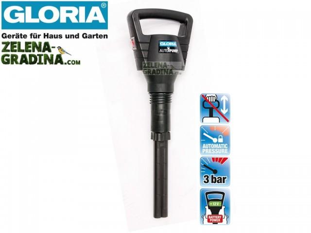 """GLORIA 000900.0000 - Допълнителен комплект АВТОМАТИЧНА помпа за пръскачки """"GLORIA"""""""