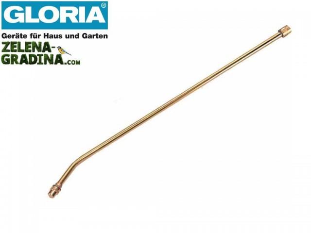 """GLORIA 706610.0000 - Комплект метална тръба с дюза, настройваща се за пръскачки """"GLORIA"""""""