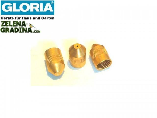 "GLORIA 706840.0000 - Резервни дюзи 3 бр. за пръскачки ""GLORIA"""