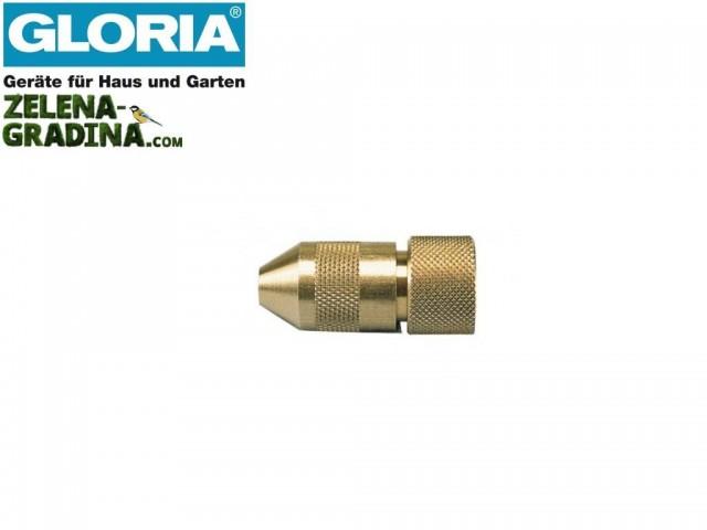 "GLORIA 726029.0000 - Резервна дюза 1 бр. за пръскачки ""GLORIA"", Куха конусовидна и регулируема дюза"