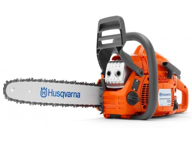 """HUSQVARNA 967155445 - Моторен трион HUSQVARNA 435 II-15"""", Мощност: 1.6 kW / 2.2 HP, Обем на двигателя: 40.9 cm³, Дължина на шината: 38 cm, Тегло: 4.2 kg"""
