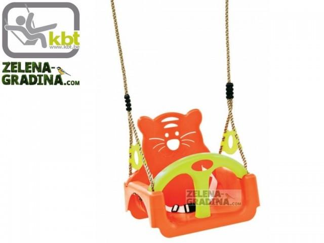 "KBT 132.001.007.001 - Бебешко столче ""TRIX"", Цвят: оранжев"