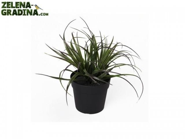 """B378Z-39480-PP19 - Изкуствено растение """"Тиландсия"""" в саксия, Размер на растението: 20.30 cm, Размер на саксията: 8 cm"""