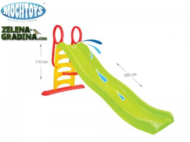 "MOCHTOYS 11557 - Детска водна пързалка ""Mochtoys"" с дължина на улея 205 cm"