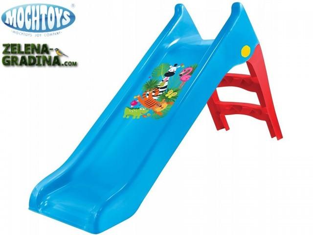 "MOCHTOYS 11965 - Детска водна пързалка ""Mochtoys"" с дължина на улея 140 cm"