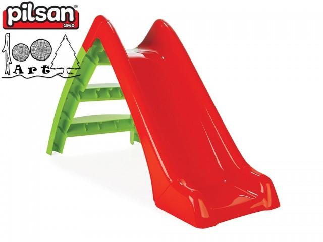 "PILSAN 06167 - Детска пластмасова пързалка ""FUNNY"", Размери: 27x109.5x59.5 см"